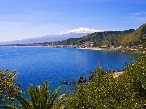 西西里岛遇上红酒