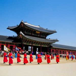 韩国-首尔四季
