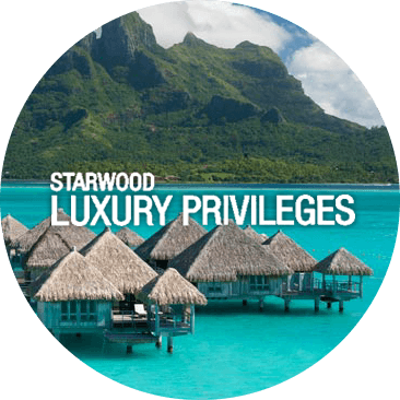 Starwood Luxury Privileges
