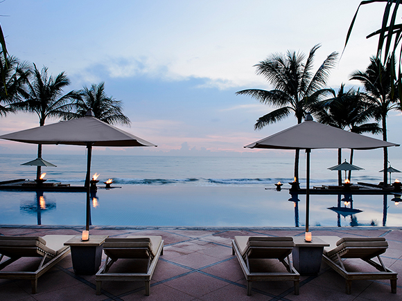 巴厘岛-The Legian&曼达帕