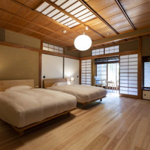日本-奈良Nipponia酒店